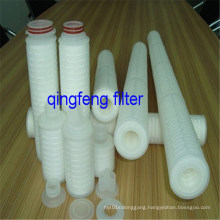 3.0Micron PP Pleated Filter Cartridge for Water Treatment