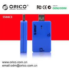 Leitor de cartão ORICO USB3.0 Cartão SD e TF