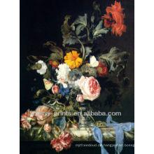 Handgemachte Rosenmalerei durch Öl für Hauptdekor
