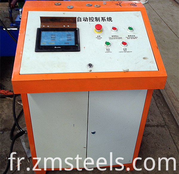 color steel rool forming machine