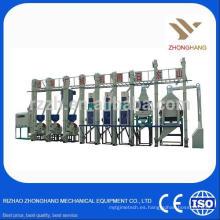 Serie automática MCHJ conjunto completo arroz planta de molienda precio
