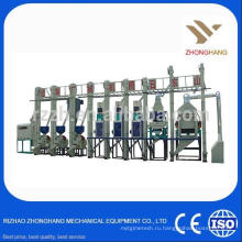 MCHJ серия автоматическая комплектация риса фрезерный завод цена