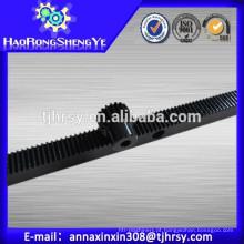 Cremalheira de engrenagem reta e pinhão M1 * 15 * 15 * 1500mm
