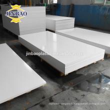 Blocs de mousse haute densité JINBAO en mousse sans PVC