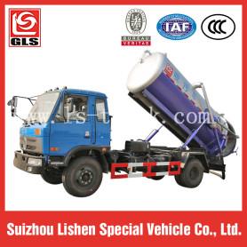 7000L Vacuum Sewage Suction Truck