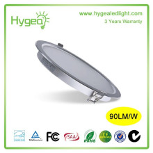 Round Shape LED Downlight Energy saving downlight 3years warranty AC 85-277V LED Downlight 24W