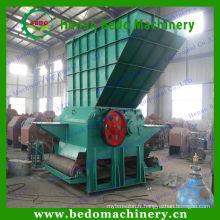 Chine meilleur fournisseur grande capacité électrique arbre entier souche chipping machine avec haute qualité 008613253417552
