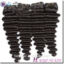 Kein Verwicklungs-No Shedded unverarbeitetes Jungfrau-Menschenhaar-malaysisches Jungfrau-Haar