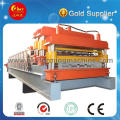 Double Layer Color Steel Tiles Equipment