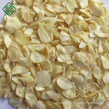 Dried vegetable white dehydrated garlic flakes