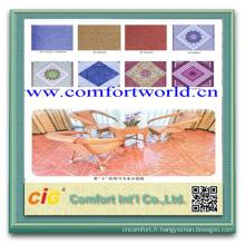 2014 nouveau Design chaud vente intérieure éponge plastique ménage plancher de Vinyle