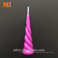 Most In Demand Different Colors Available Silver Unicorn Horn Candle Bulk