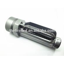 Sous-eau 100 mètres 3500LM 4xCREE XML2 T6 4 cœurs Alliage d'aluminium LED Plongée portable puissante lampe de poche led