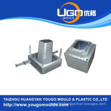 High Quality plastic dustbin injection moulding
