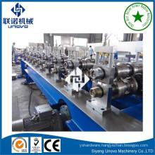 Galvanized Steel Drywall Profile C Purlin roller former line
