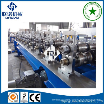 High accuracy C section unistrut channel making line