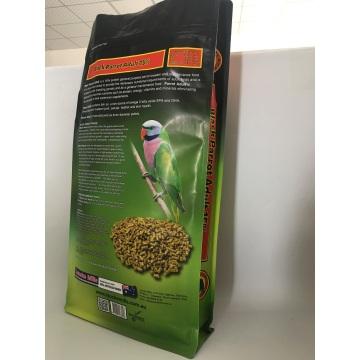 Packaging Parrot Food Bag Plastic Packaging Bag