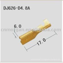 Connecteurs DJ622-D4.8A