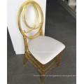 Прозрачный Кристалл пластиковый стул Феникс для банкета