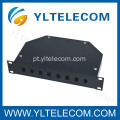 FO Patch Panel 10 polegadas 8port