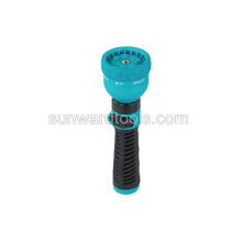 Plastic multi-pattern torch nozzle