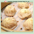 Food Steaming Cooking Use Dimsum Paper with Holes