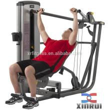 Máquina de fitness deportiva de presión múltiple ajustable de grado comercial (9A022)
