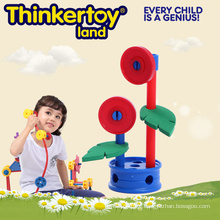 Hot Selling Educational Creative Plant Puzzle Toy for Kids