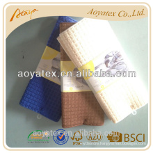 Check microfiber kitchen dish drying mat