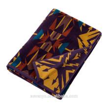 Роскошные негабаритных Жаккард геометрический узор Домашний сад Банное полотенце пляжное полотенце оптовая Бтт-139 фабрики Китая