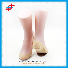 The newest and hot sale transparent invisible fashion socks for lady/summer nylon socks