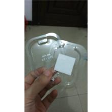 Hohe Transparenz PVC starre Folie für kosmetische Verpackungen
