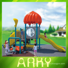NEW DESIGN CHILDREN SIMPLE SLIDE OUTDOOR PLAYGROUND