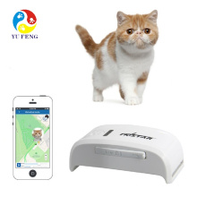 Waterproof Free Platform Website / IOS / Android / WeChat Tracker Pet Accessories GPS