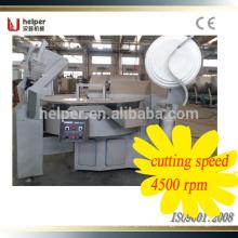 Maquinaria auxiliar misturador de hortaliças cortador de tigelas Chopper