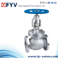 Duplex Stainless Steel Globe Valves