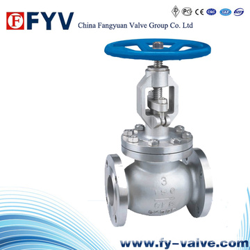 Duplex Stainless Steel Globe Valves