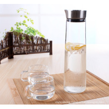 Hot Sale Home Appliance High Borosilicate Glass Cold Water Pot Glass Teapot Cold Water Kettle