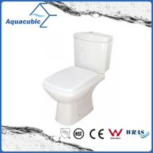 Siphonic Two Piece Dual Flush 1.28gpf Toilet (ACT9032)