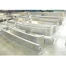 Cadre de faisceau de bus en aluminium