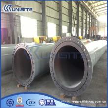Tubos de aço personalizados para construção de navios para draga (USC4-011)