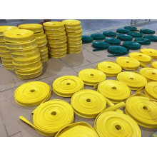 110kv UV Resistance High Voltage Silicon Power Cable Overhead Line Insulation Cover