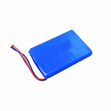 523450AR+3.7V+1000MAh+rechargeable+Li-ion+metal+case+Battery