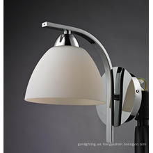 Lámpara de pared moderna caliente del vidrio del hierro (BX-0594/1)