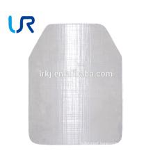 Multi-curve 9mm Kevlar Aramid Level NIJ III 0101.06 Bulletproof Plate/Ballistic Plates