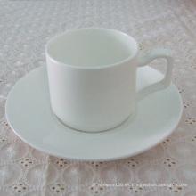 Taza de café de China de hueso fino - 11CD15023