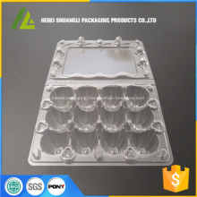 12 pcs quail eggs tray