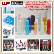 Precio de fábrica de alta calidad 16 cavidades PET preforma molde / OEM Diseño personalizado inyección 16 cavidades PET preforma molde