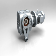 High Precisio Helical Gear Motors untuk Roll Crushers