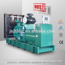 Factory price soundproof generator 550kw with diesel engine KTAA19-G6A